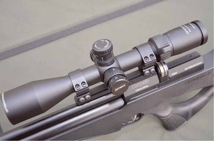 Optisan Zielfernrohr EVX 10x44i