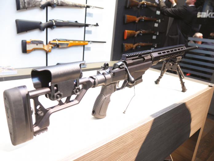 Firearms at IWA 2017 | Shooting Shows | Gun Mart