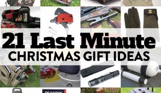 21 LAST MINUTE CHRISTMAS GIFT IDEAS