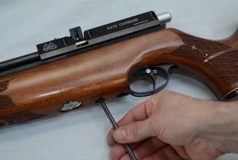 Rowan retro fit trigger   Shooting Equipment Reviews   Gun Mart