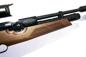 Weihrauch HW100ks | PCP Rifle Reviews | Gun Mart