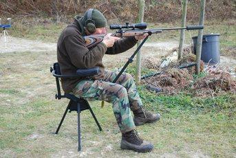Enjoyable Boss Snipe Shooting Chair Shooting Equipment Reviews Gun Pdpeps Interior Chair Design Pdpepsorg