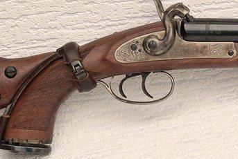 Pedersoli Howdah Pistol | Reproduction Firearms | Gun Mart
