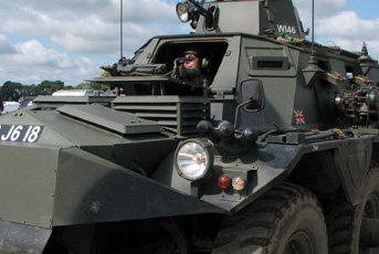 Saracen APC | Jeeps | Gun Mart