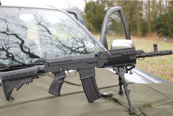 VZ58 Rifle | Straight-Pull Rifles Reviews | Gun Mart