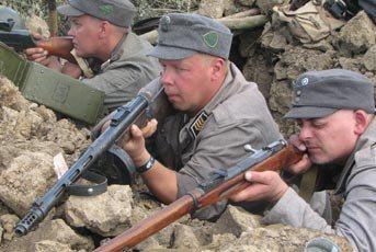 WWII Re-enactment Groups | Re-enactment Groups | Gun Mart