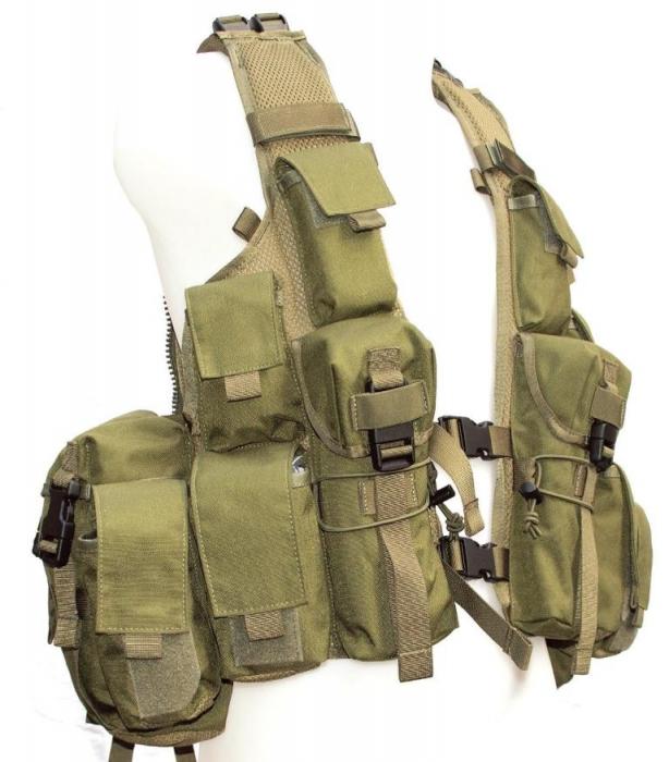 Ak Assault Vest Tactical Clothing Gun Mart