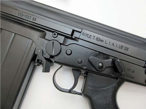 ARES Airsoft L1A1 SLR Rifle | Airsoft Rifle Reviews | Gun Mart