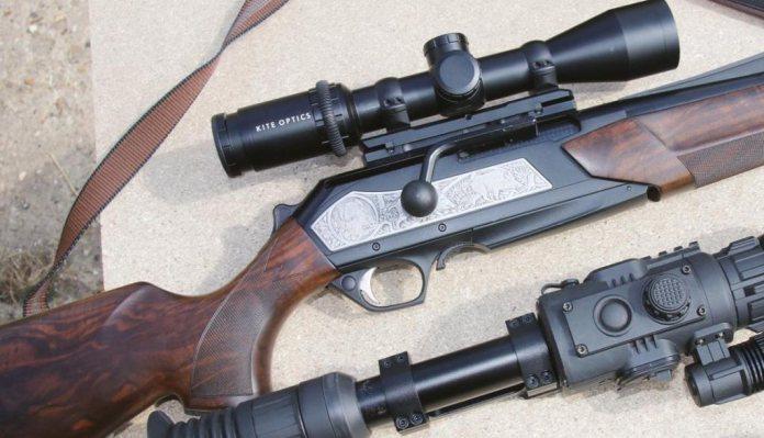 Browning nomad Scope Mounts | Scope Mount Reviews | Gun Mart