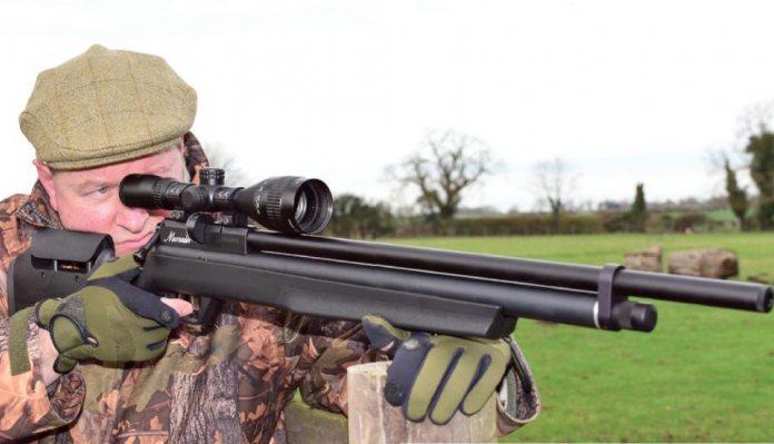 Crosman Benjamin Marauder | PCP Rifle Reviews | Gun Mart