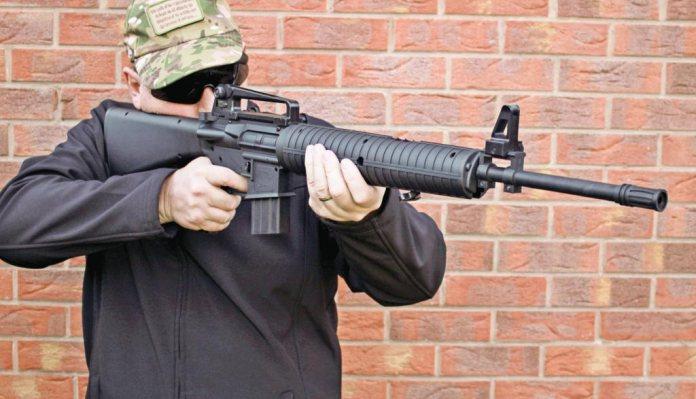 Crosman MTR77NP | Spring Air Rifle Reviews | Gun Mart
