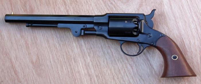 Euroarms Rogers & Spencer 6-Shot Percussion Revolver