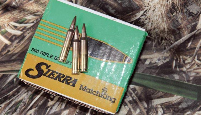 ggg 223 rem 69 grain match rifle ammunition gun mart