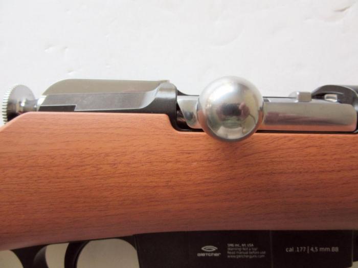 Gletcher M1944 Mosin Nagant | CO2 Air Rifle Reviews | Gun Mart