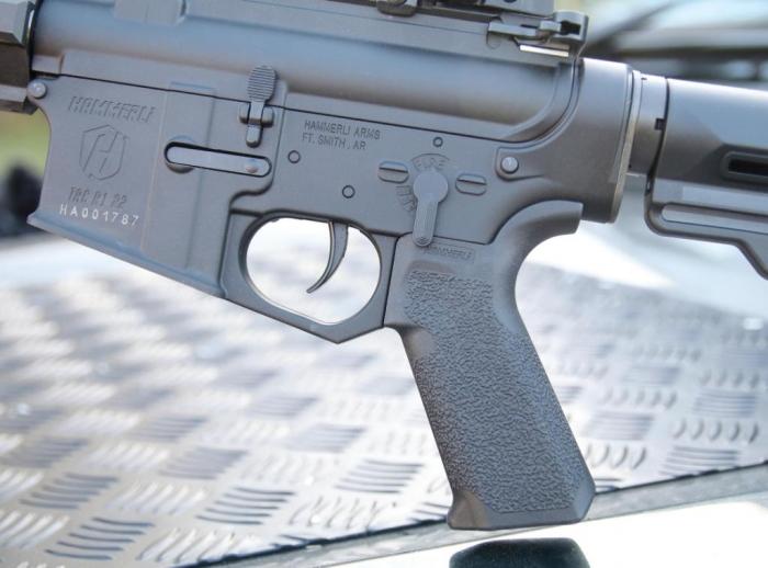 Hammerli TacR21 | Semi Auto Rimfire Rifle Reviews | Gun Mart