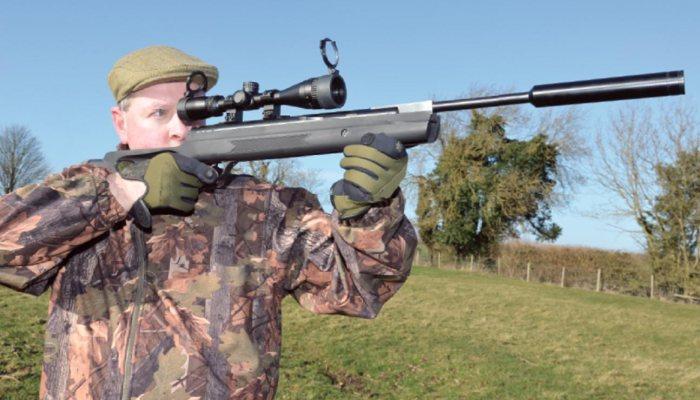 Hatsan 85X-TH | Spring Air Rifle Reviews | Gun Mart