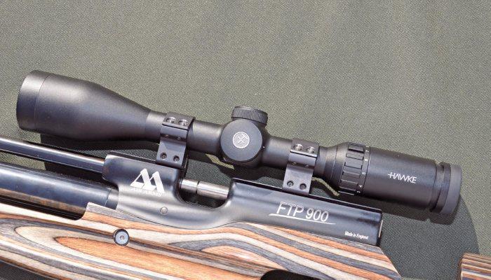 Hawke Vantage 4-16x44 SF Riflescope 1