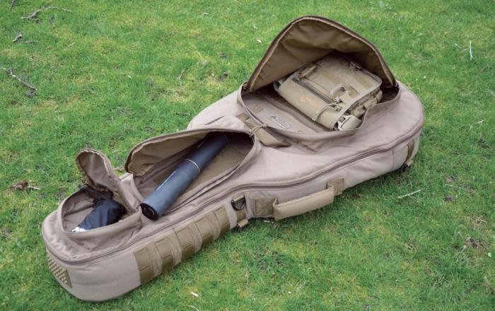Guitar Shaped Gun Cases : hazard 4 battle axe guitar shaped padded rifle case gun bag reviews gun mart ~ Hamham.info Haus und Dekorationen