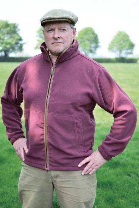 Dark Olive Jack Pyke Countryman Fleece Jacket