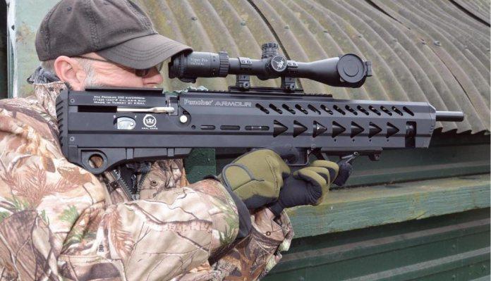 Kral Puncher Armour | PCP Rifle Reviews | Gun Mart