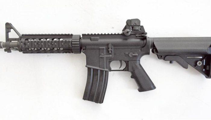 LCT L4 CQB   Airsoft Rifle Reviews   Gun Mart