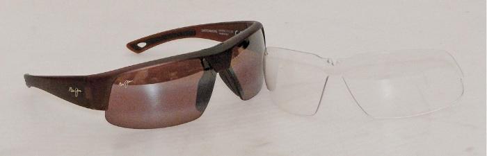 c750b385788 Maui Jim Hotsands and Switchbacks sun and sports glasses By Vanessa English  - image  image