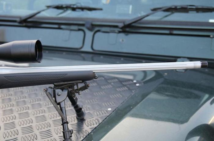 Mauser M12 Black Impact