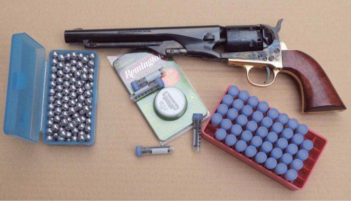 Pietta Colt 1861 Navy | Pistol Reviews | Gun Mart