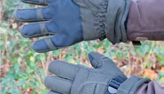Pinewood Membrane Hunting Gloves