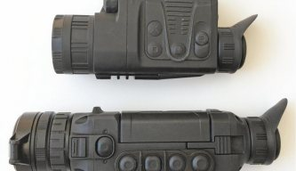Pulsar XP50 and XQ19 Thermal Imagers