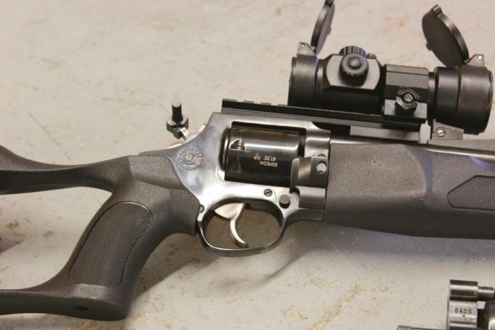 Rossi Circuit Judge | Rimfire Rifle Reviews | Gun Mart