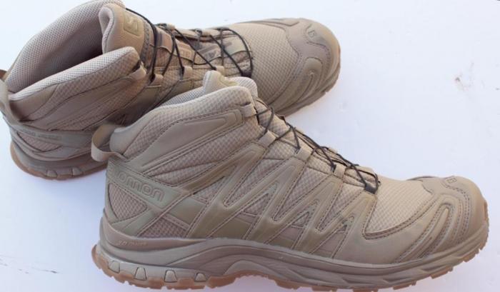 9cab1e0cf63 Salomon XA Pro Hot Weather Boots | Walking & Stalking Boots | Gun Mart