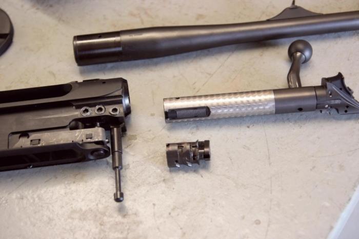 Sauer 404   Bolt Action Rifle Reviews   Gun Mart
