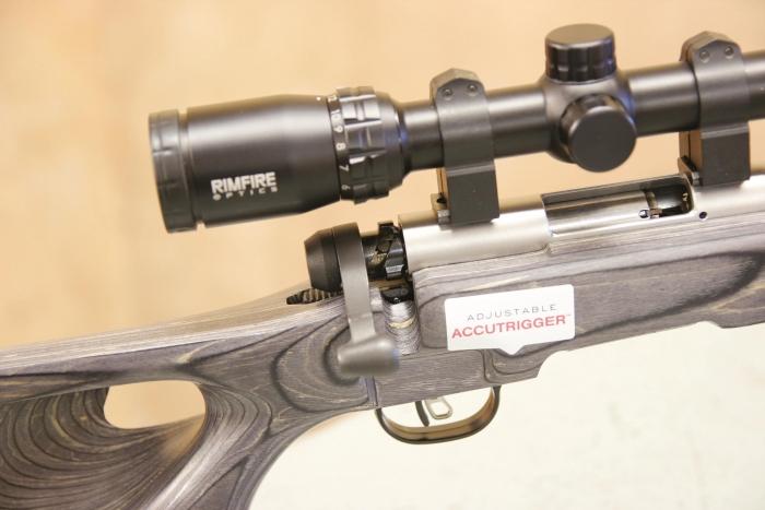 Savage B mag Target Rifle | Bolt Action Rifle Reviews | Gun Mart