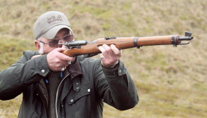 Schmidt Rubin 1911 Rifle Extractor
