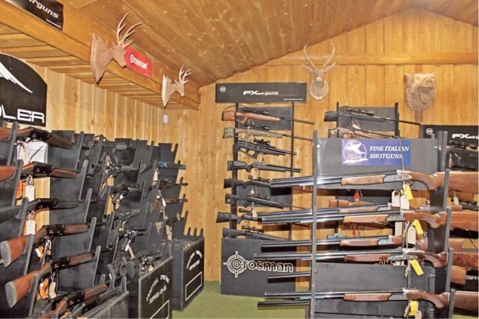 shop visit practical shooting supplies gun shops gun mart