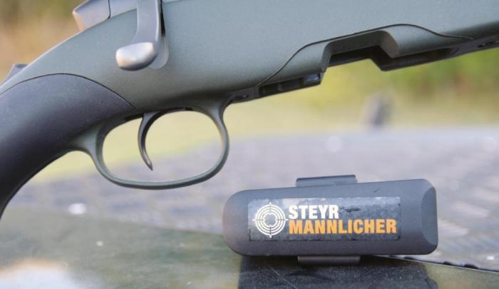 Steyr SM12 SX Mountain   Bolt Action Rifle Reviews   Gun Mart
