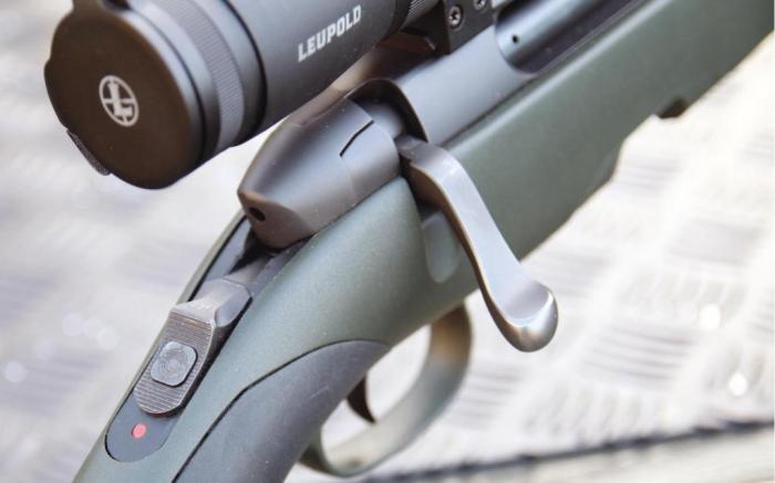 Steyr SM12 SX Mountain | Bolt Action Rifle Reviews | Gun Mart