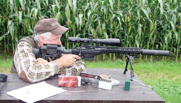 Tikka T3X Tac A1 | Bolt Action Rifle Reviews | Gun Mart