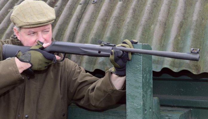 Umarex Browning M Blade Spring Air Rifle Reviews Gun Mart