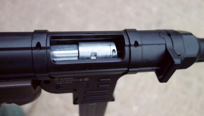 Umarex Legends MP German | CO2 Air Rifle Reviews | Gun Mart