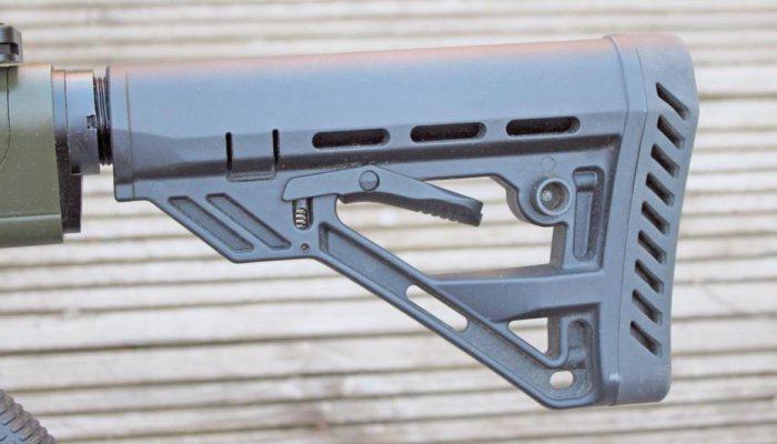 Utas Defence XTR 12 | Semi-Pump Shotgun Reviews | Gun Mart