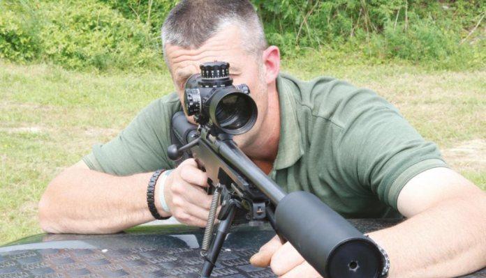 Anschutz 1771 Tactical & 1771 DG Walnut Classic | Bolt