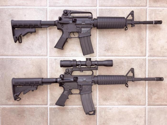 Hellboy M4 | CO2 Air Rifle Reviews | Gun Mart