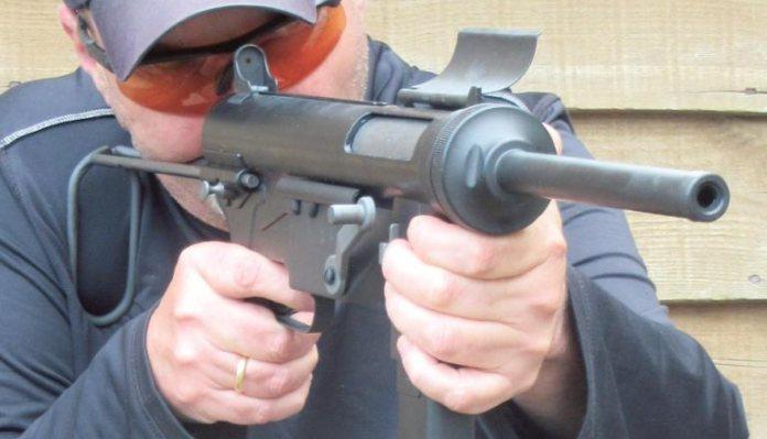 ICS M4 'Grease Gun' | Airsoft Rifle Reviews | Gun Mart