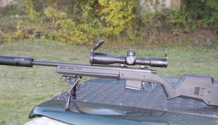Remington 700 5R/Magpul Hunter | Bolt Action Rifle Reviews