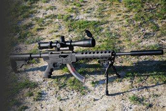 Ruger SR22RSC | Firearm Reviews | Gun Mart
