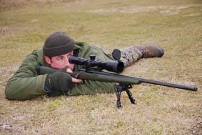 Remington 700 XCR Tactical Long Range Rifle | Bolt Action
