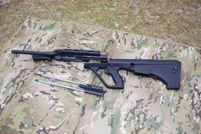 Steyr AUG Z SP | Rifle Reviews | Gun Mart