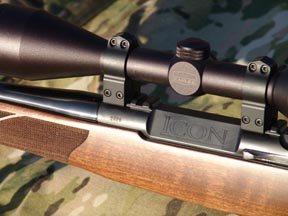 Thompson Center Icon | Bolt Action Rifle Reviews | Gun Mart